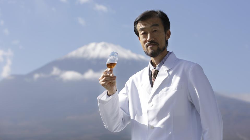 日本のウイスキーシングルモルトブレンドjota tanaka fuji gotemba