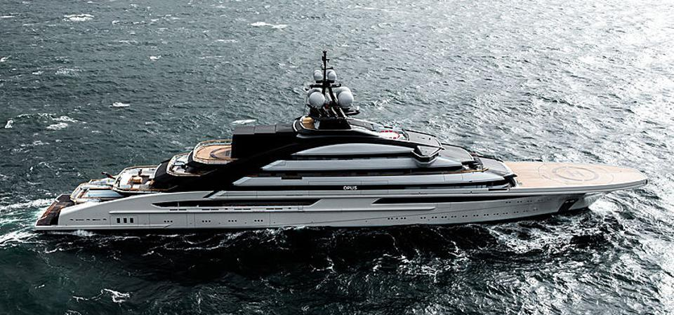 NORD was briefly called OPUS during sea trials