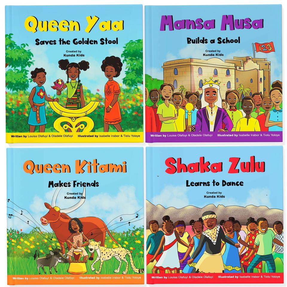Kunda Kids Books