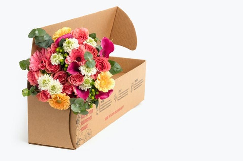 BloomsyBox Sweet Love Premium Bouquet