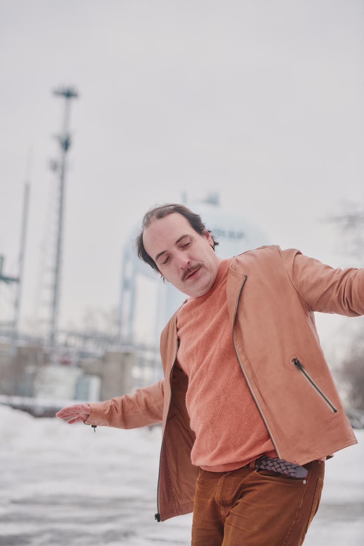 Har Mar Superstar, Sean Tillmann, interview, Roseville, album, Minnesota, mail man, TV