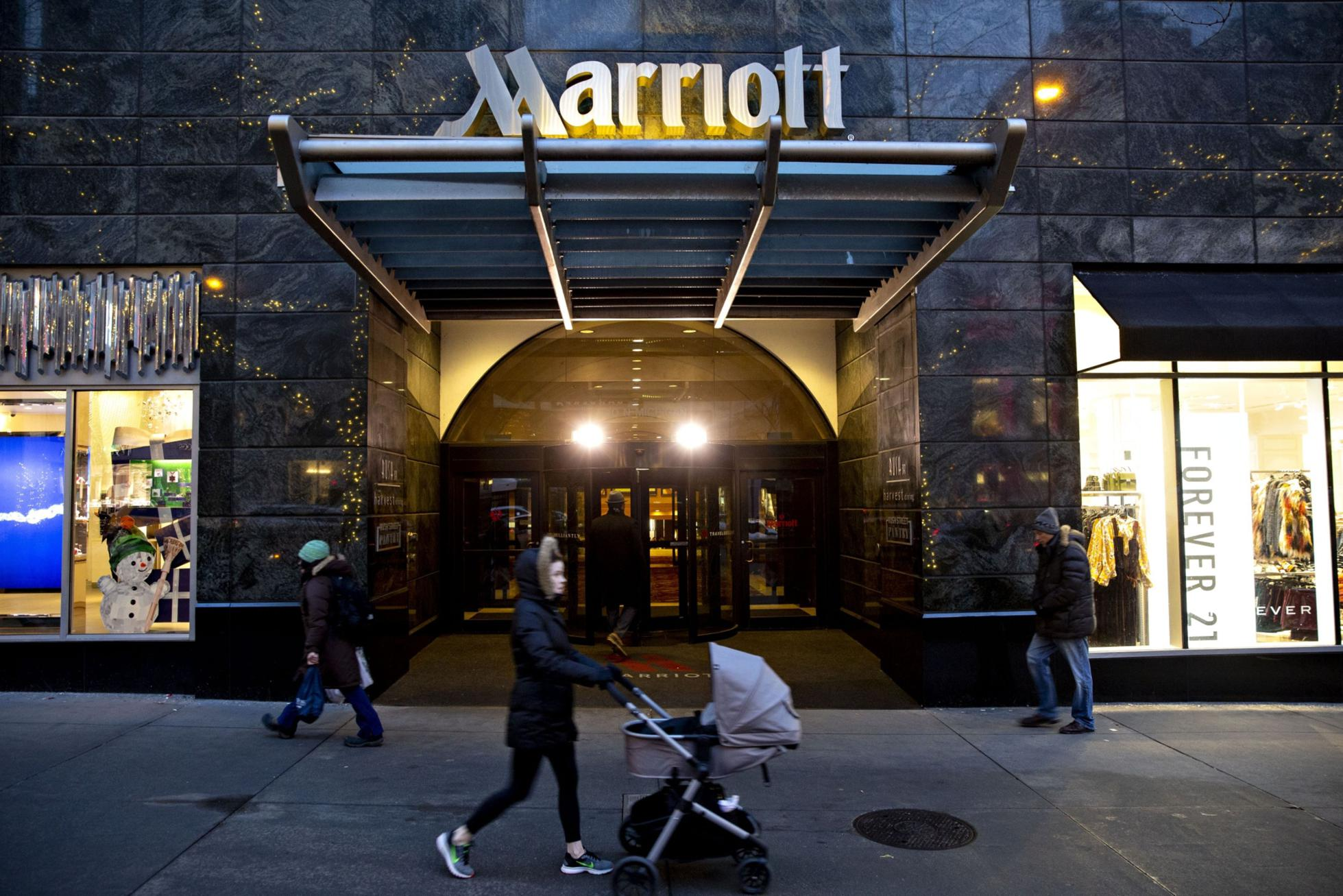 Marriott to pay employees to get Covid vaccinated