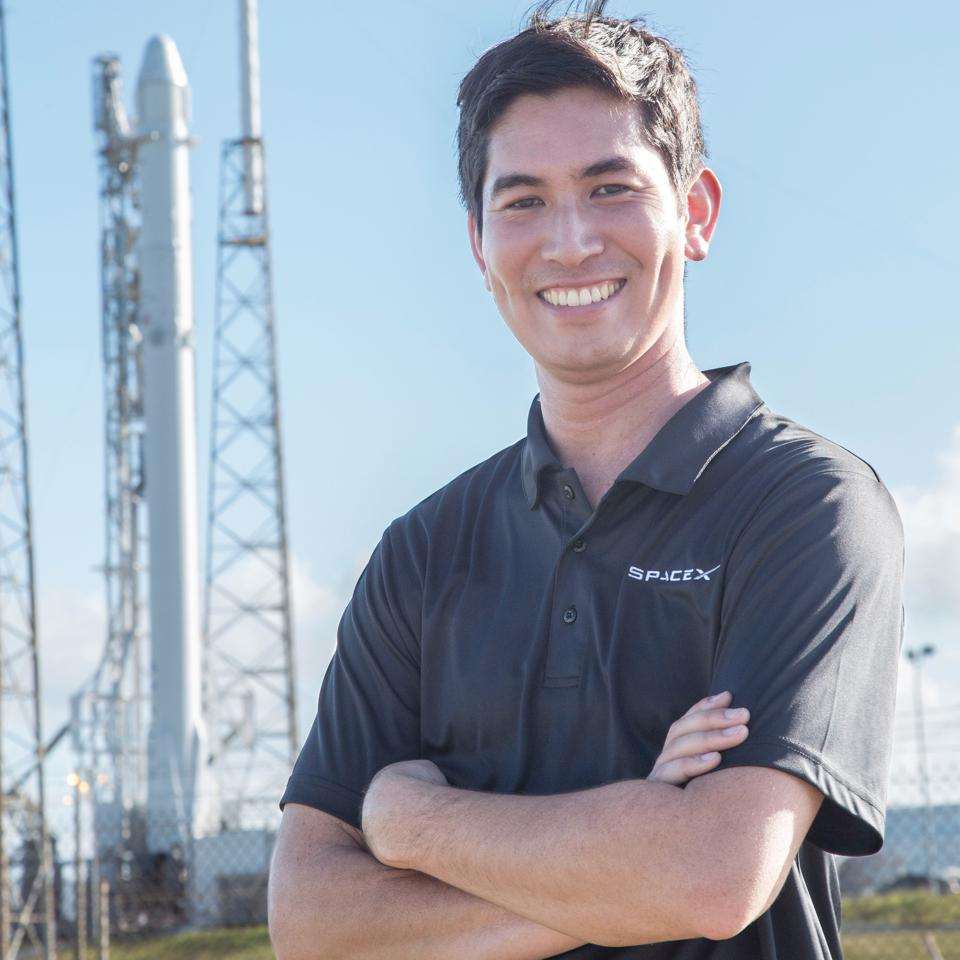 Pervious head of communications at SpaceX