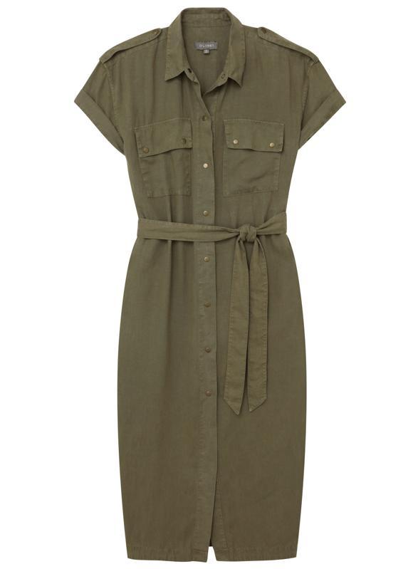Fire Island Utility Dress by DL1961
