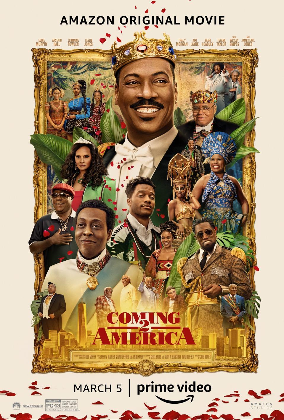 'Coming 2 America'