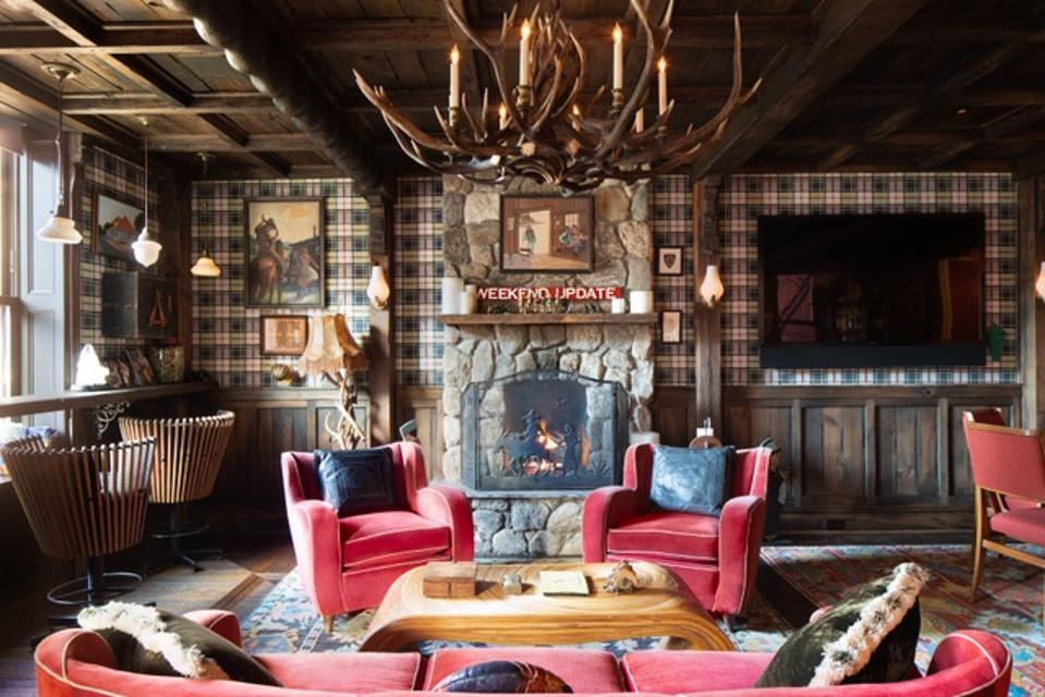 The Saloon Room