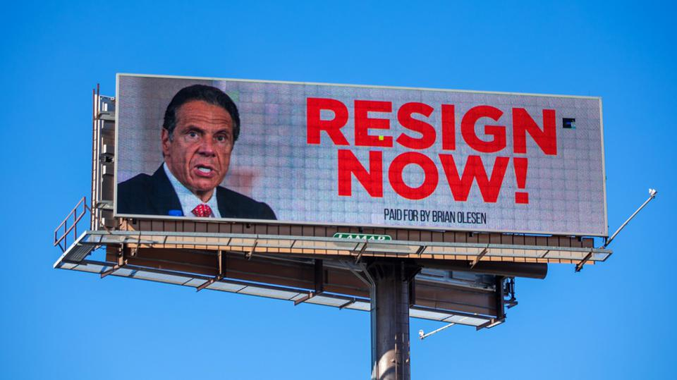 Governor Cuomo Under Fire As He Faces Multiple Sexual Harassment Accusations