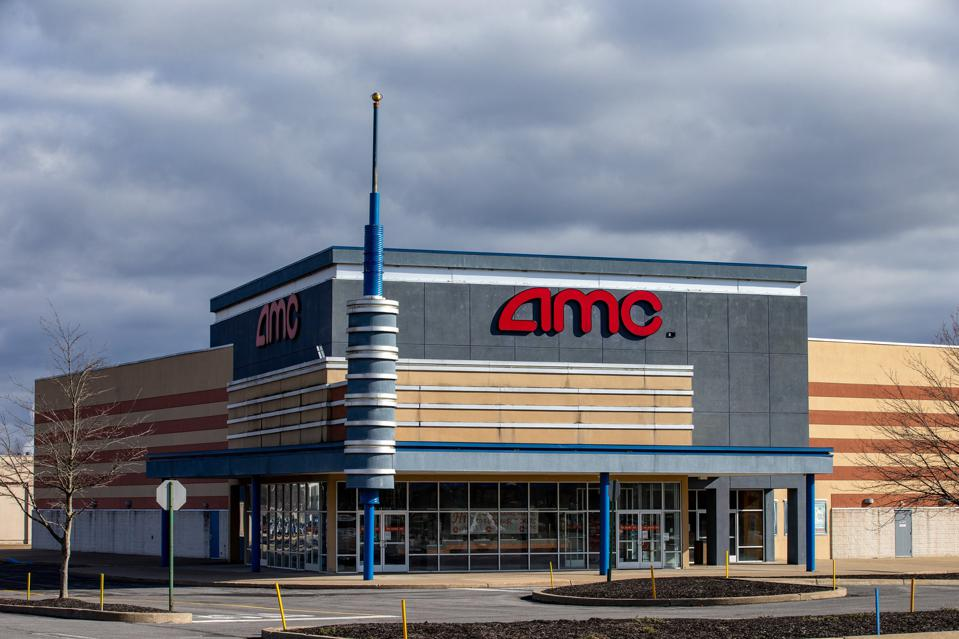 The AMC Classic Selinsgrove 12 theatre at the Susquehanna...