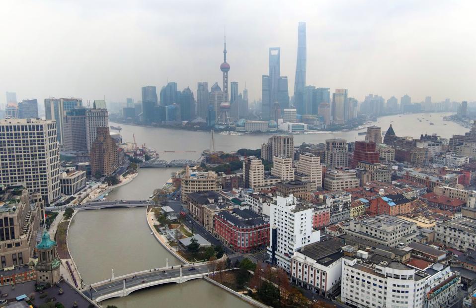 CHINA-SHANGHAI-SUZHOU RIVER (CN)