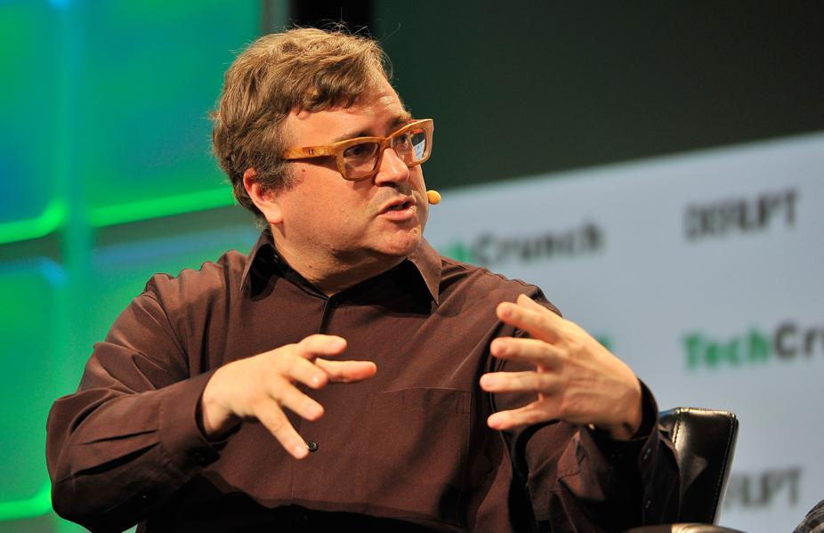 Silicon Valley Billionaire Reid Hoffman Condemns Sexual Harassment In The Venture Capital World