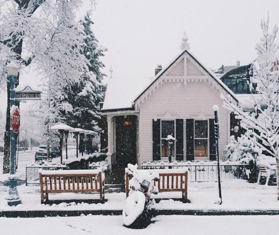 White House Tavern in Aspen.