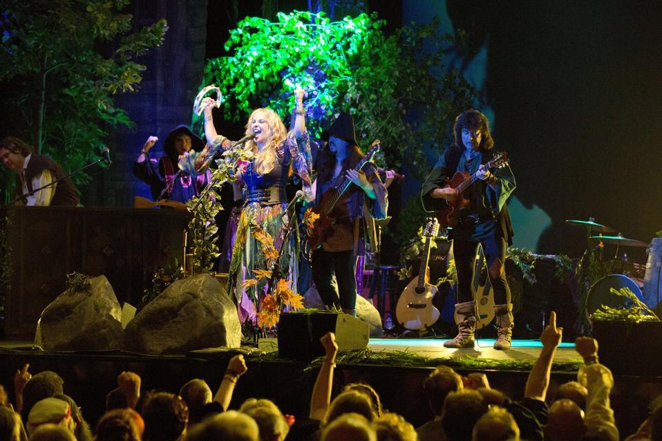 Blackmore's Night Perform In Berlin