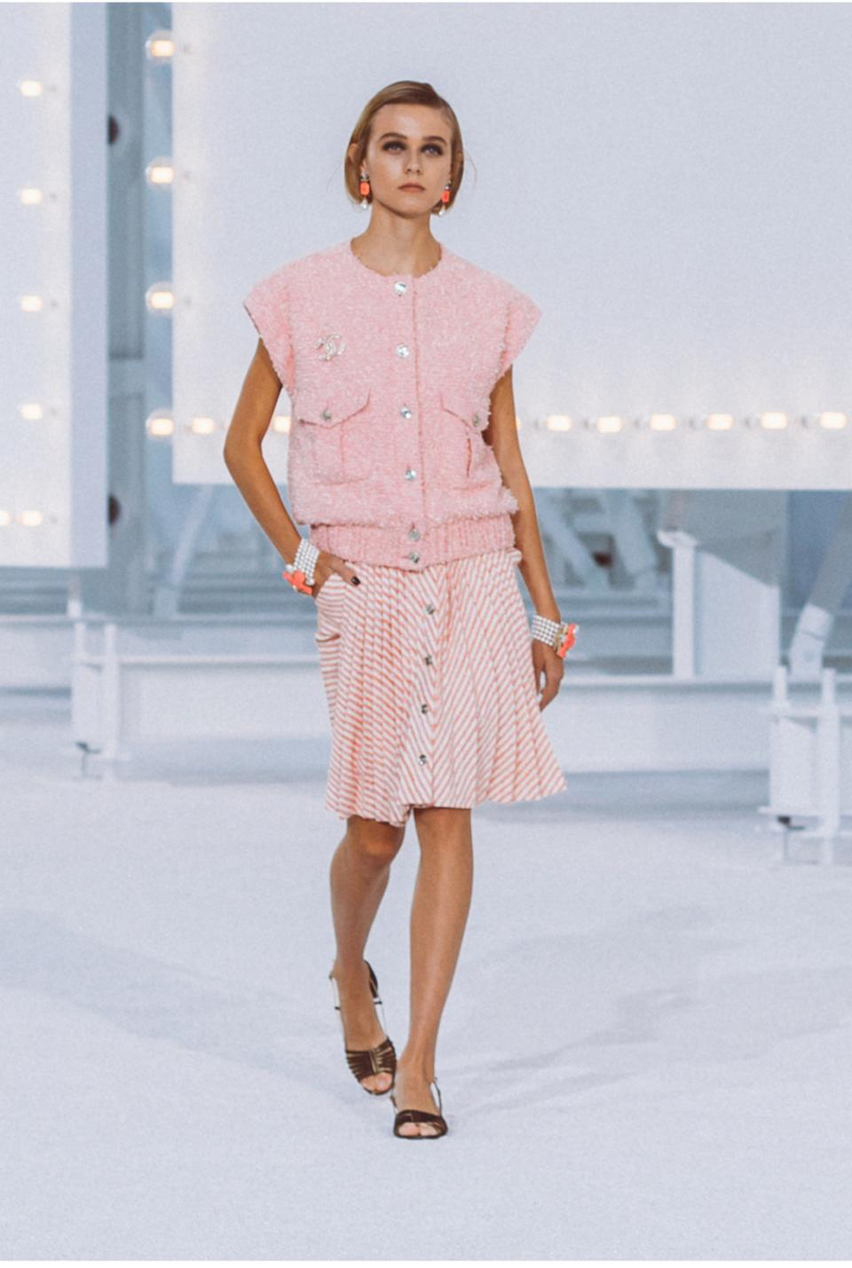 Chanel: SS 21 Collection