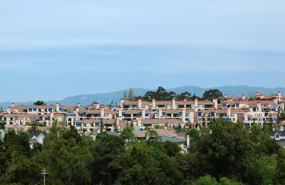 The city of Los Altos, California.