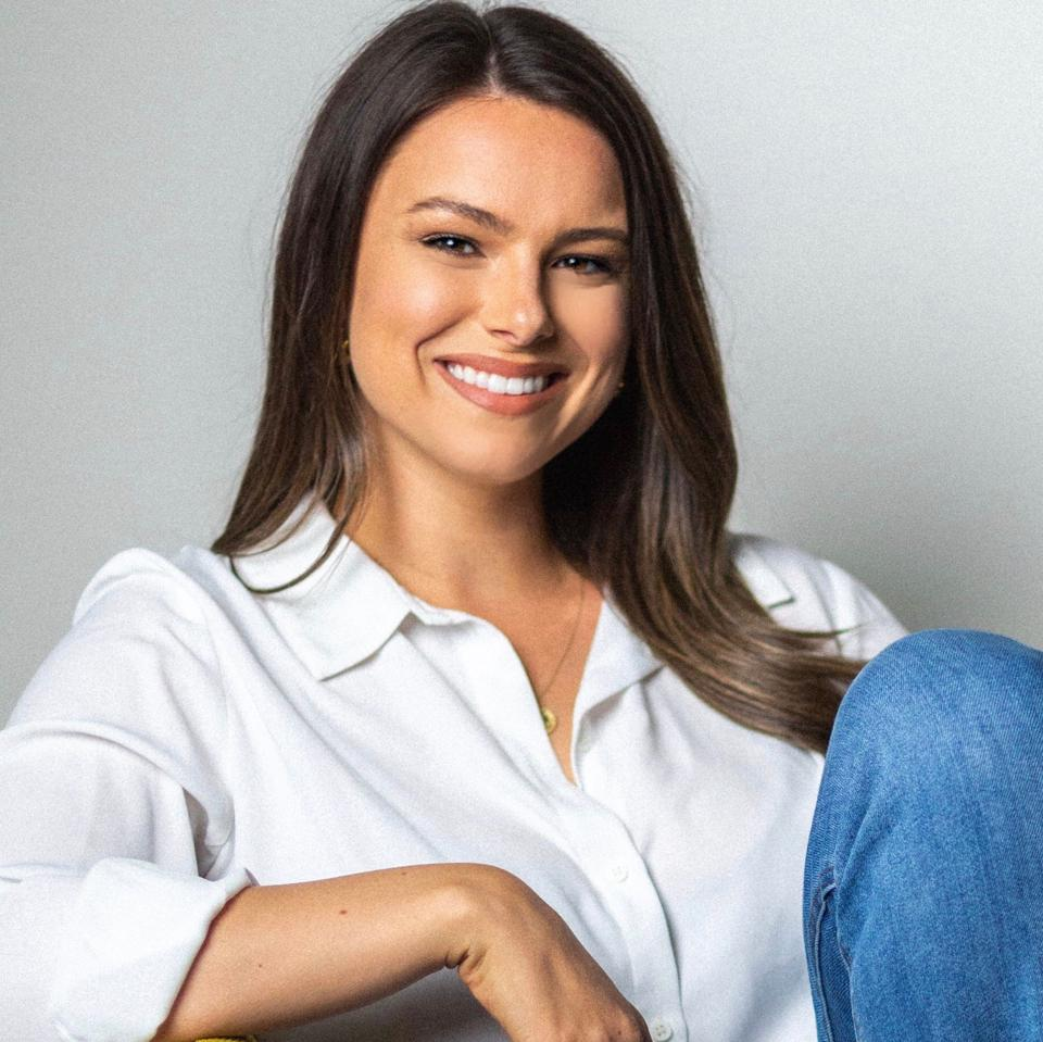 Seven Seven Cosmetics founder Emily Jimison