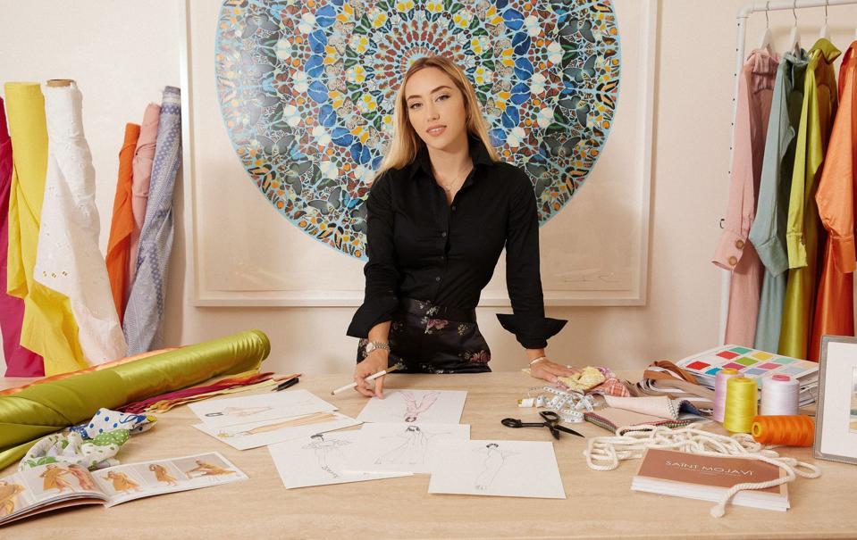 SAÏNT MOJAVÏ founder Teresa Pinedo
