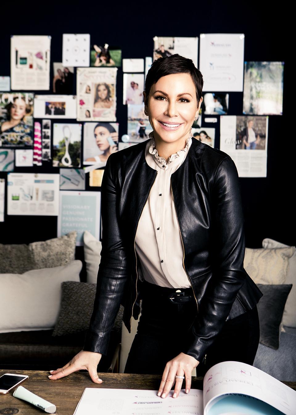 DERMAFLASH founder Dara Levy