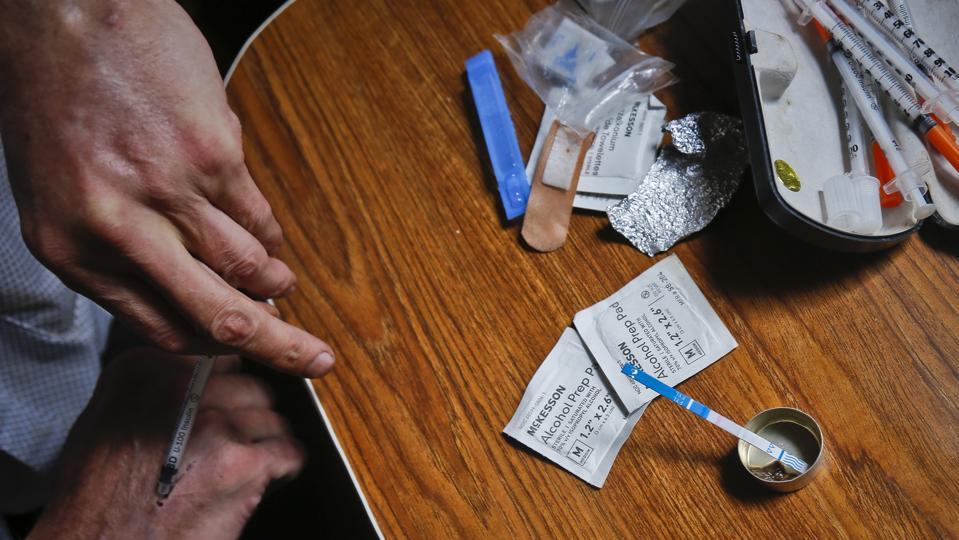 Opioid Epidemic Test Strips