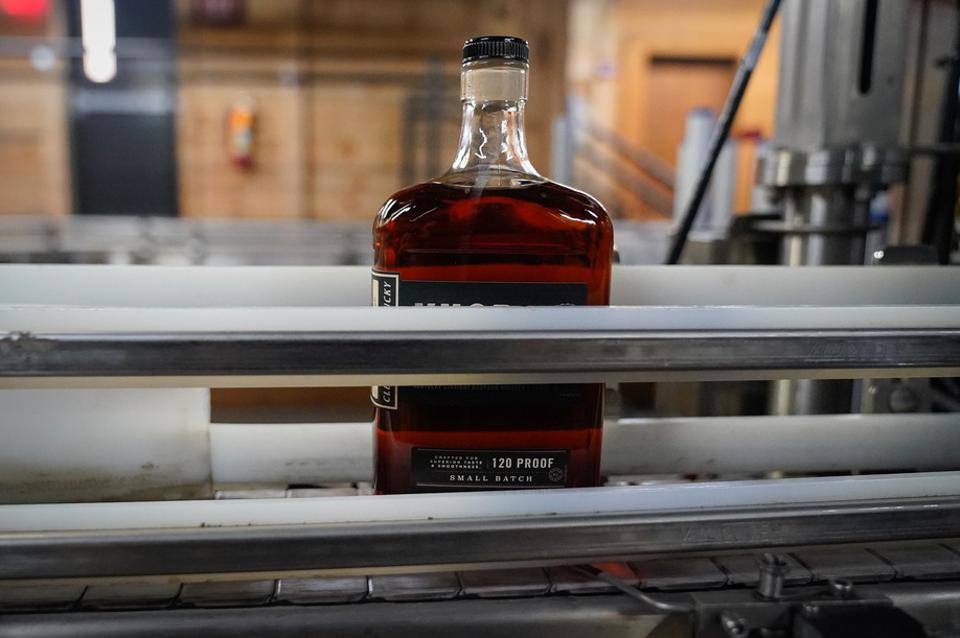US Whiskey Exports To European Union Drop Due To Tariffs