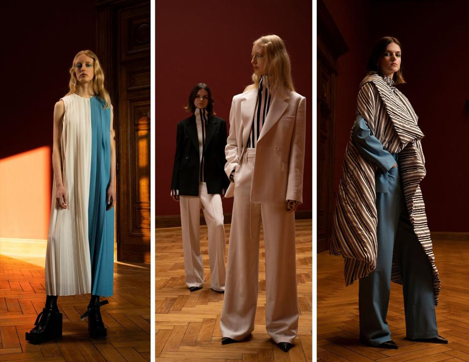 Christian Wijnants. Paris Fashion Week.