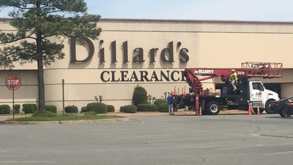 Dillard's Arkansas