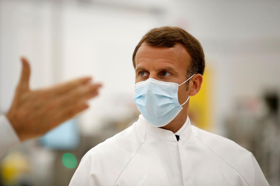 FRANCE-HEALTH-POLITICS-VIRUS