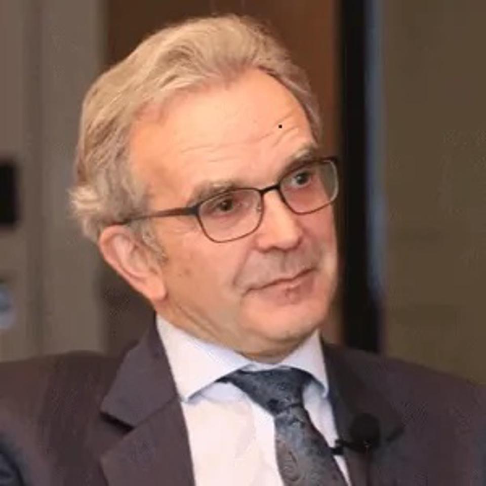 David Pitt-Watson, Visiting Fellow, Cambridge Judge Business School