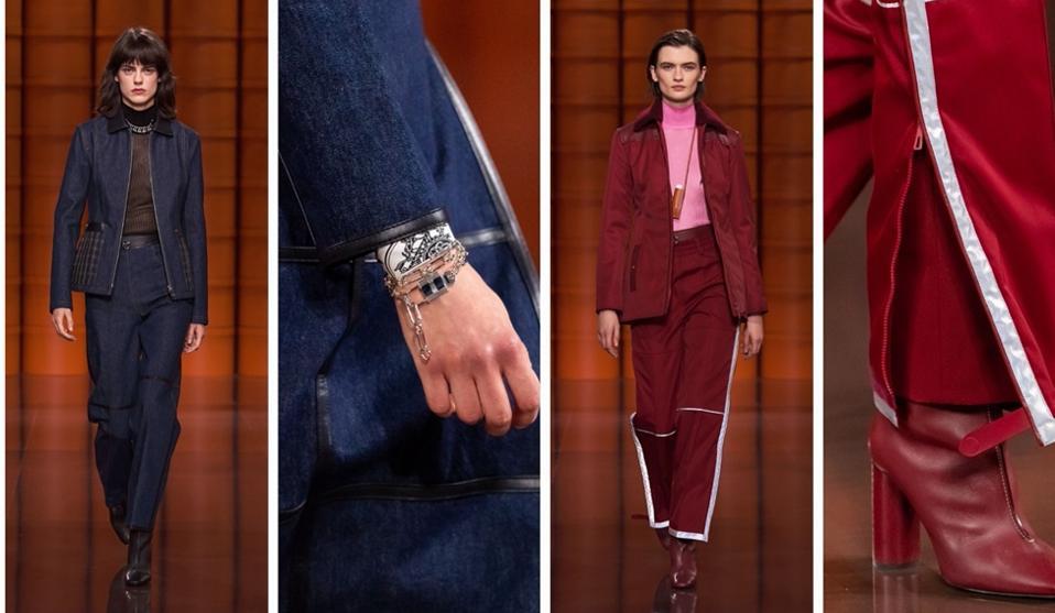 Hermès. RTW. Paris Fashion Week. AW21. Womenswear.
