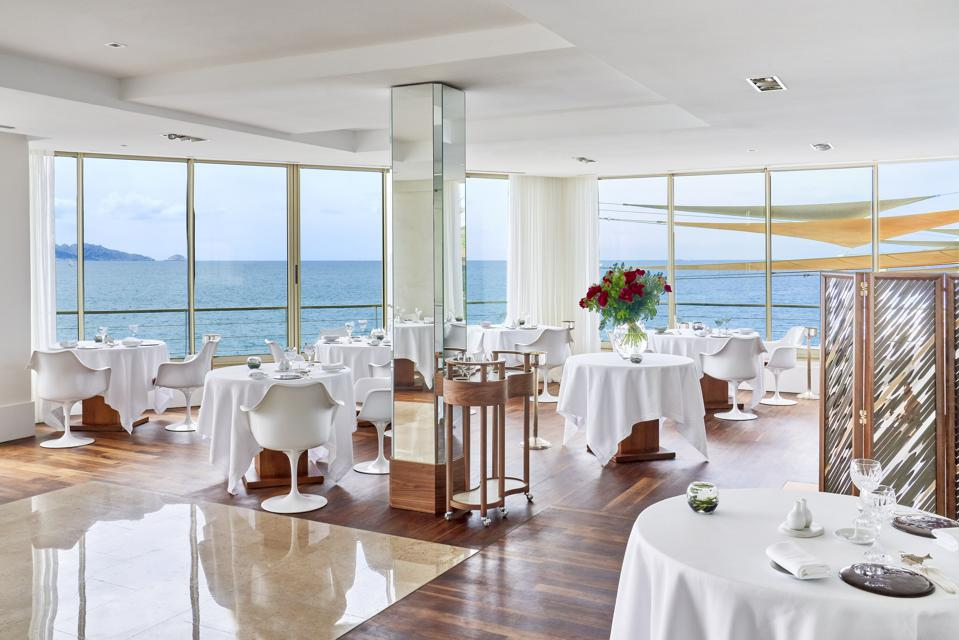 Le Petit Nice restaurant in Marseille