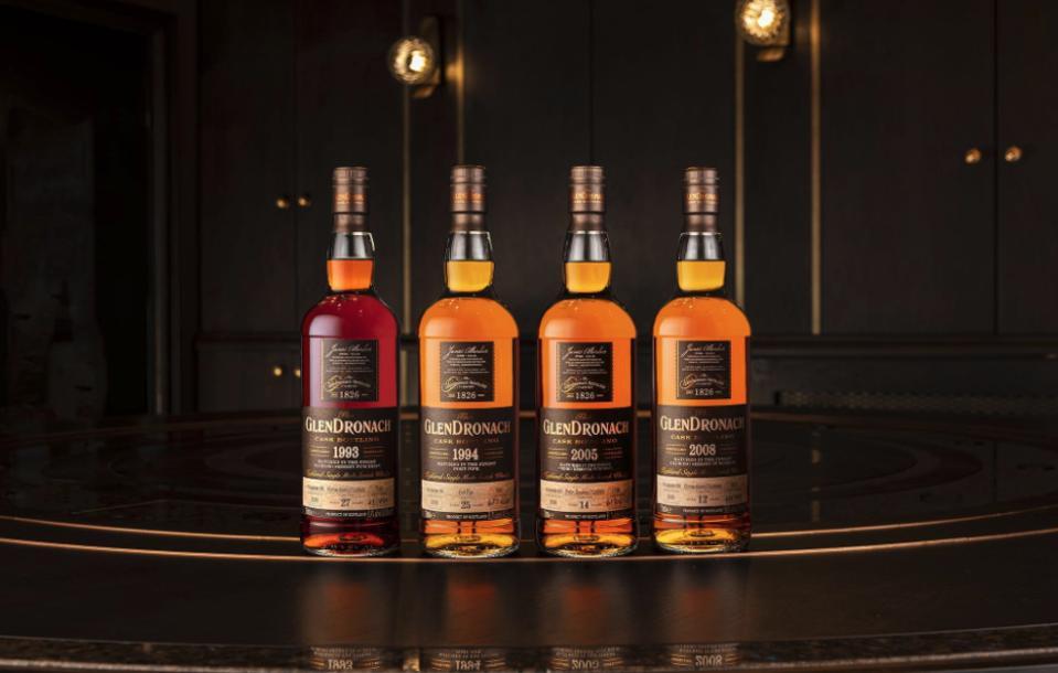 The GlenDronach Cask Bottling Batch 18