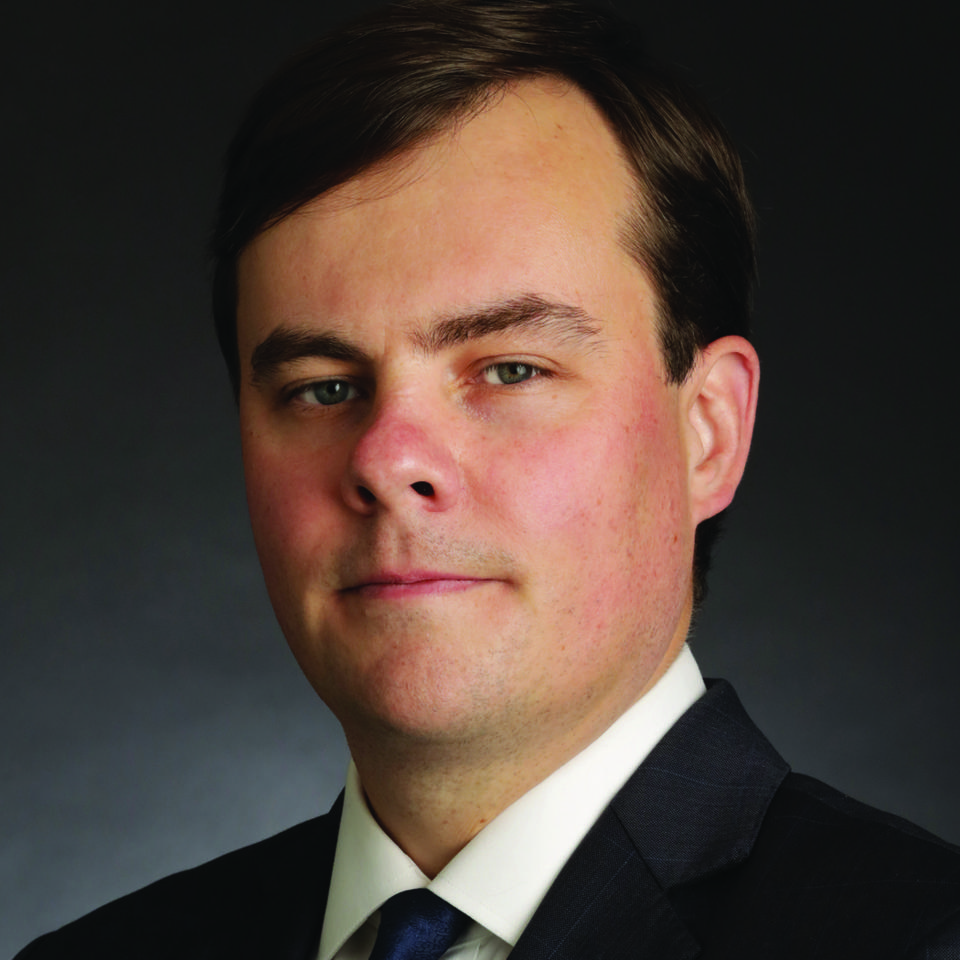 Michael McQueeny, an attorney at Foley Hoag's cannabis practice