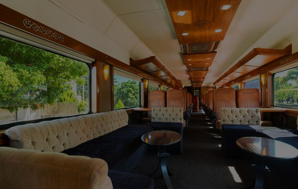 Guerrero México Tequila tren