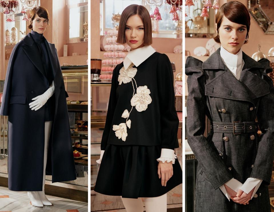 Paris Fashion Week. Paris. Dice Kayek. Ece Ege. Ayse Ege. AW21.