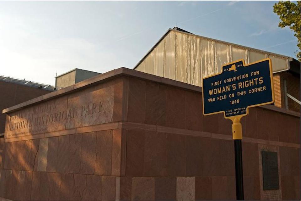 Women's Rights National Historical Park in Seneca Falls