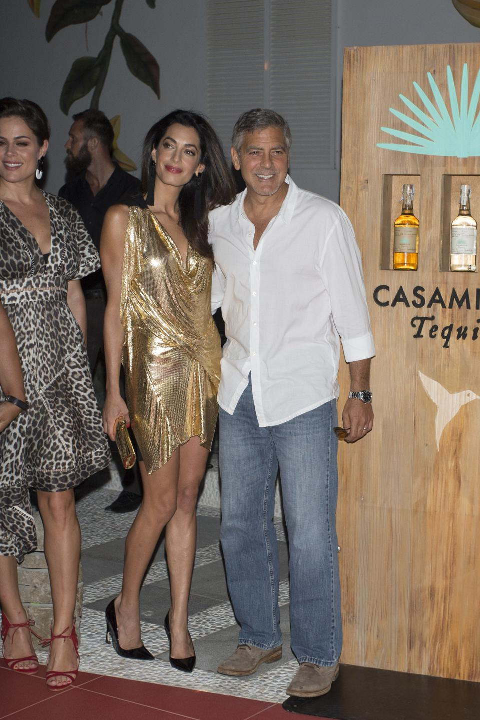 Arrivals At The Launch Of Casamigos Tequila