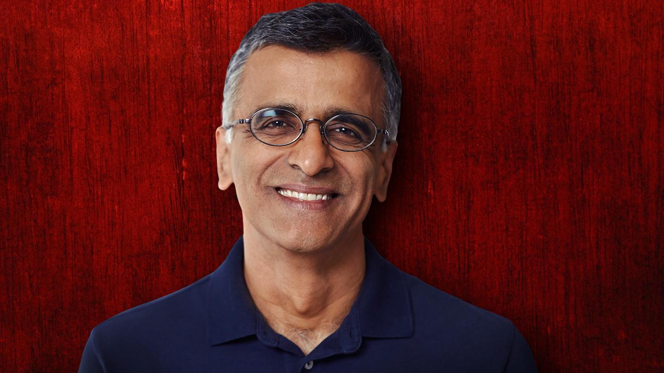 Neeva Cofounder and CEO Sridhar Ramaswamy