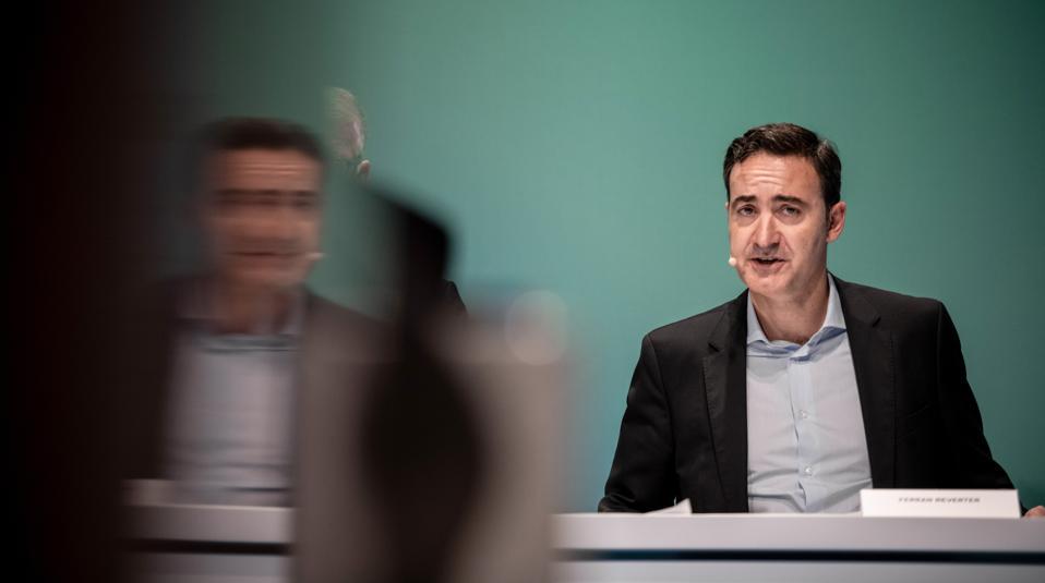 Ceconomy Ferran Reverter, outgoing CEO of Media-Saturn-Holding