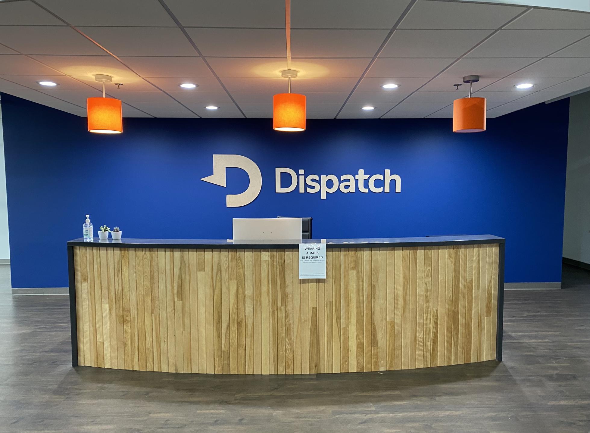 Dispatch office