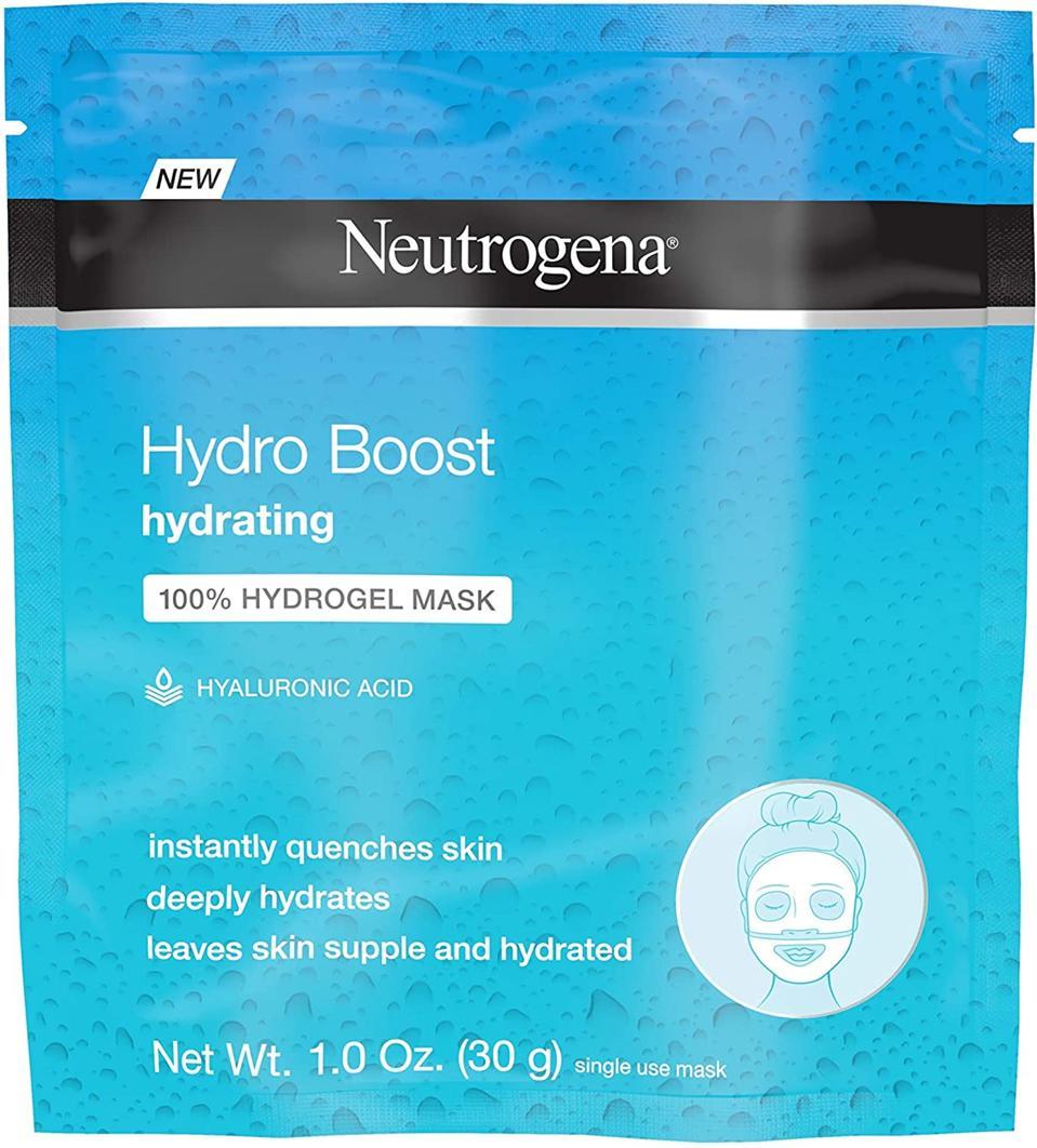 Neutrogena Hydro Boost Hydrogel Sheet Mask (Set of 12)