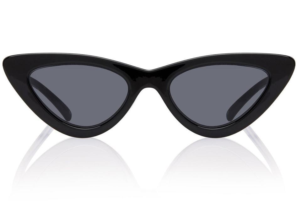Le Specs 'The Last Lolita' Cat-Eye Sunglasses