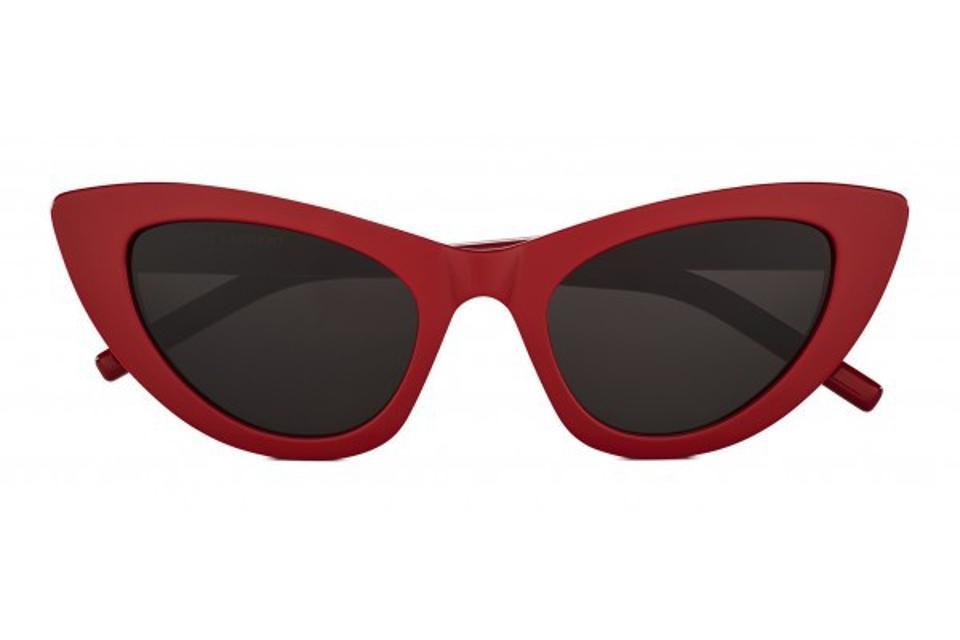 Saint Laurent Lily Red