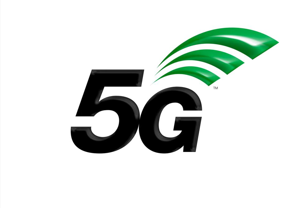 5G logo.