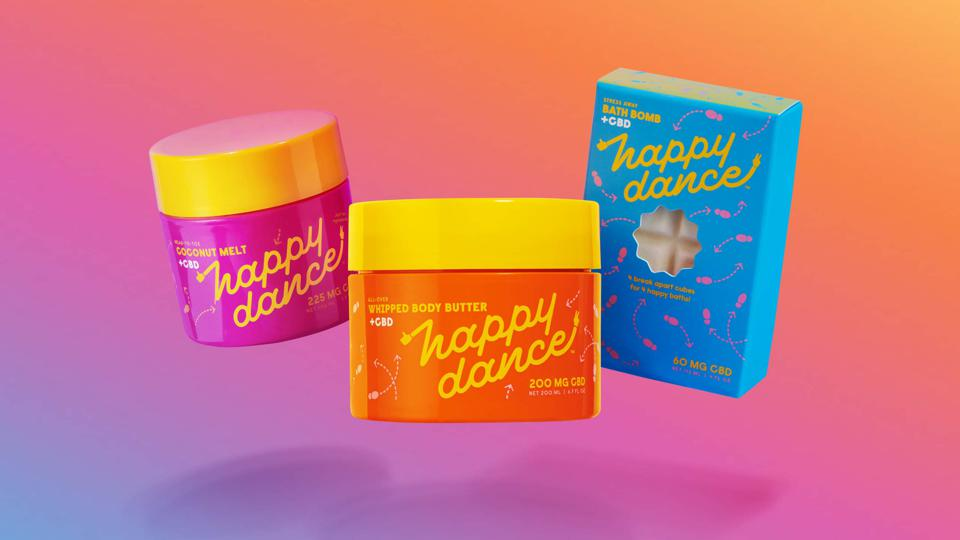 Happy Dance products