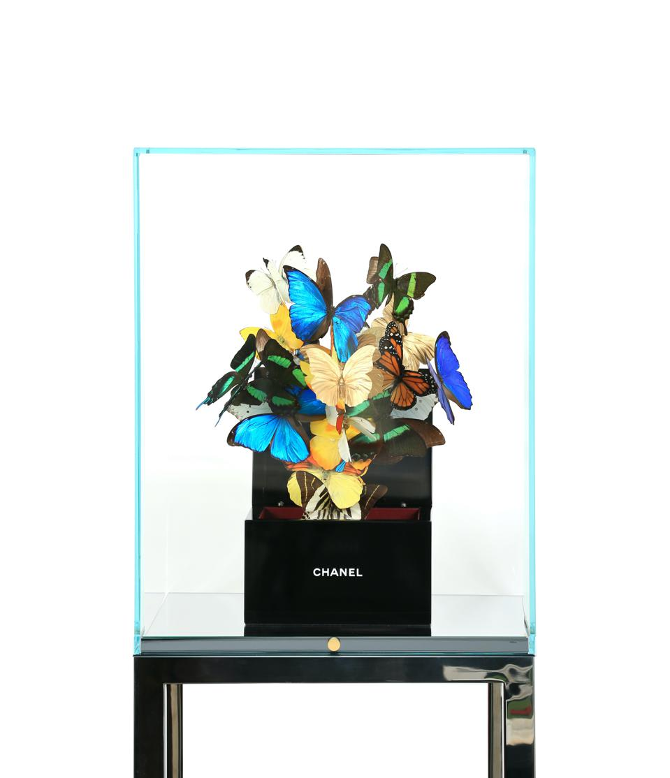 Chanel Colorful, 2020, Roman Feral