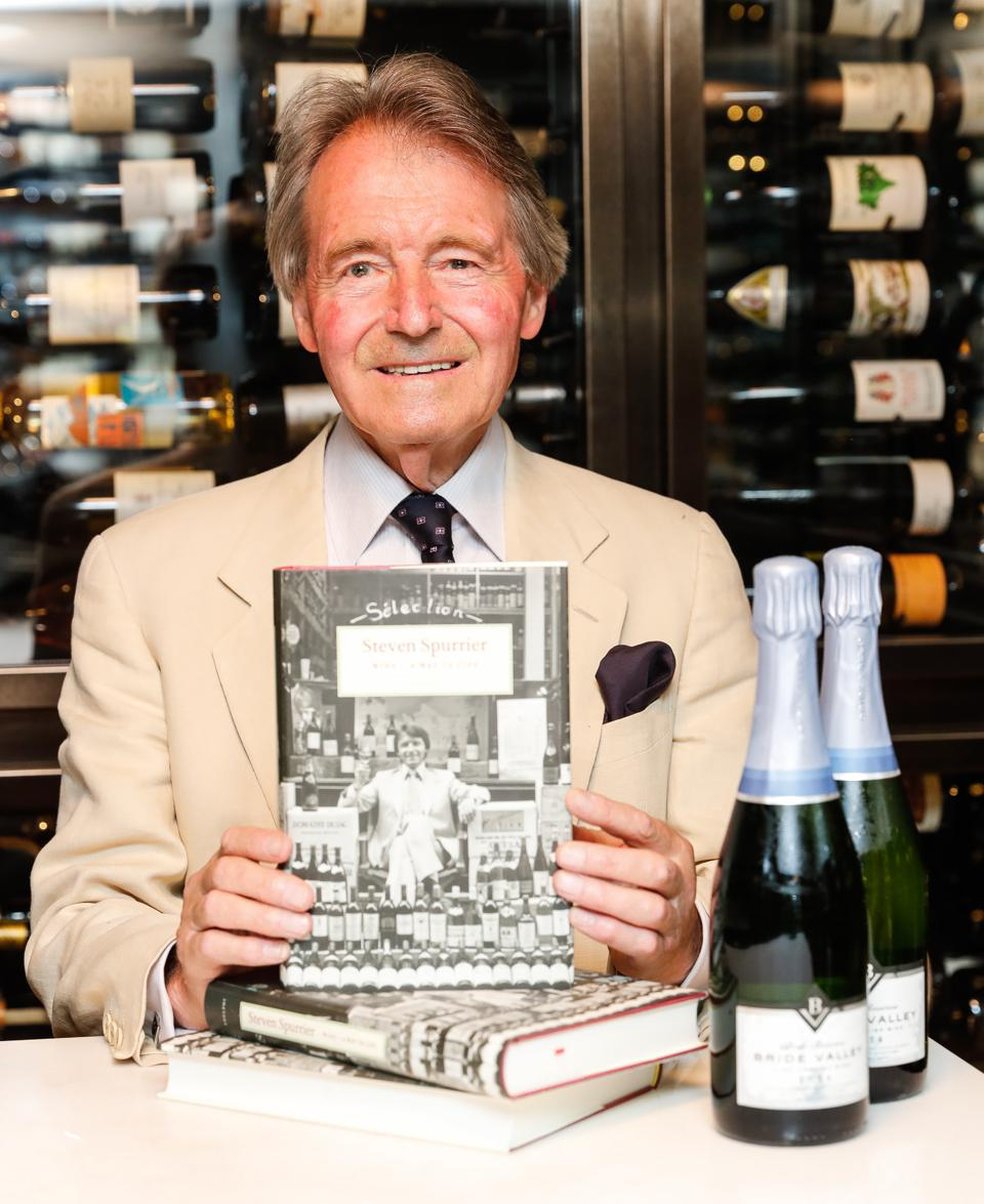″Wine - A Way Of Life″ By Steven Spurrier - Book Launch