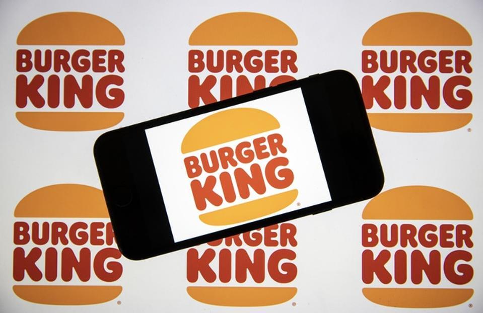 Burger King apologises for tasteless tweet