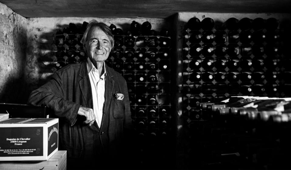 Well known author and wine expert Steven Spurrier died today at age 79.