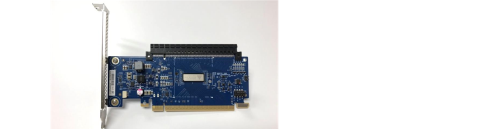 Astera Labs Quinox PCIe 5.0 Retimer Add-in-Card