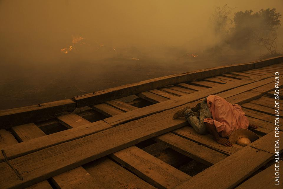 Fires consuming a third of Brazil's Pantanal region, the world's largest tropical wetland