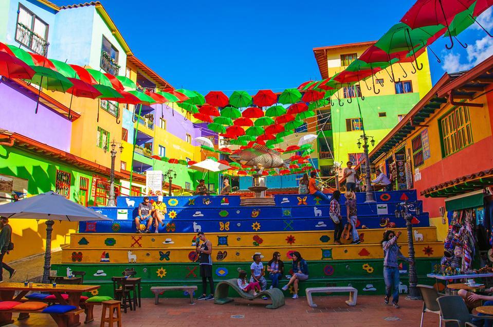 Guatape, Medellin, Colombia
